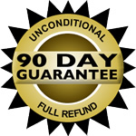 90-Day No-Hassle Guarantee